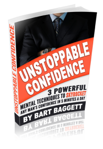 unstoppable confidence for men